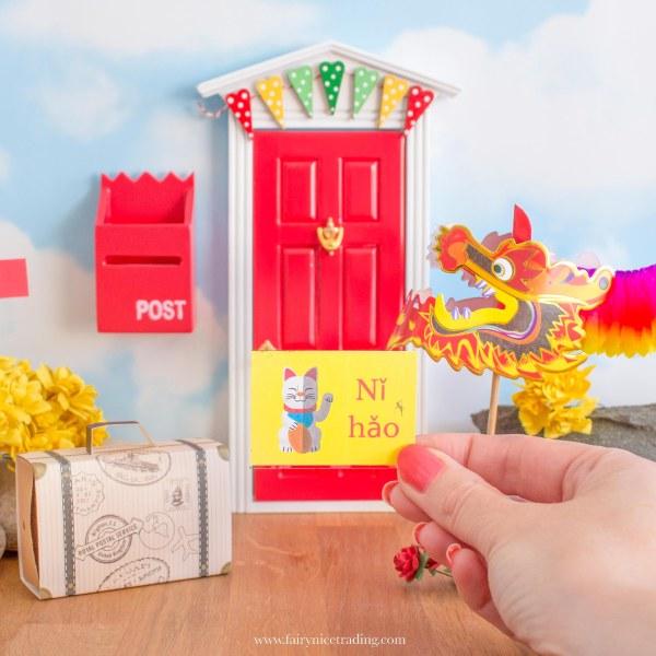 28 printable Fairy Postcards