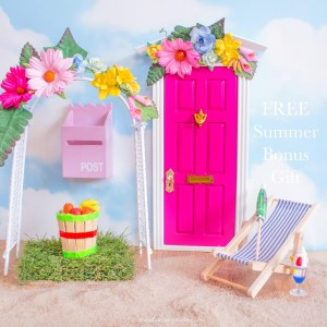 Tropical Fairy Door UK