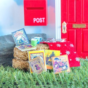 miniature Fairy books for Fairy Doors uk