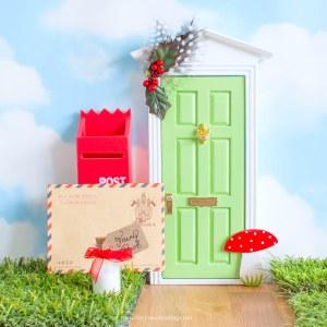 Green Fairy Doors