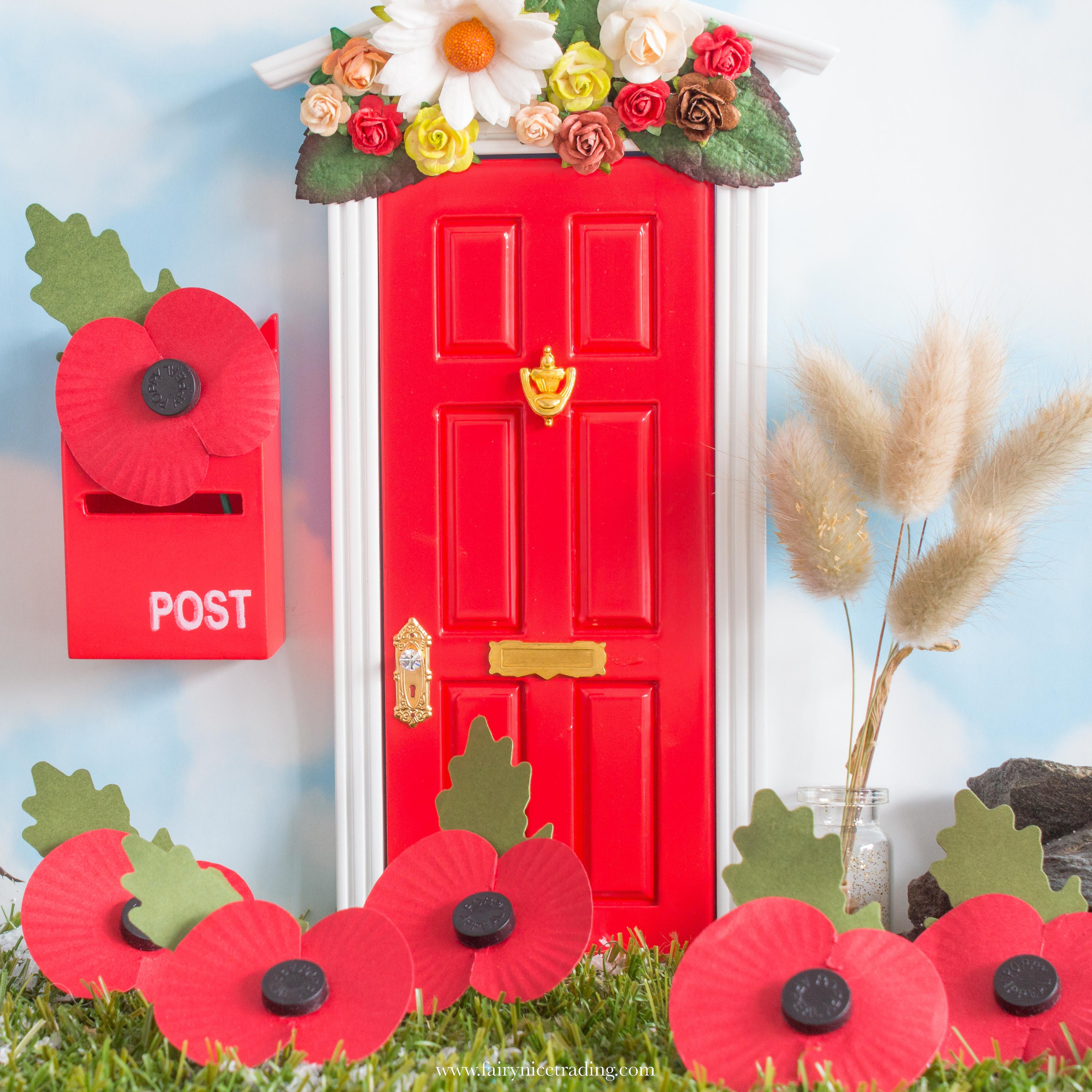 a creative way to teach children about remembrance sunday