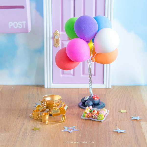 Fairy party accessory set