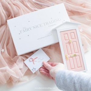 blush Fairy Door uk