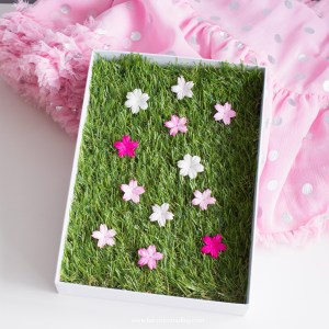 grass for Fairy Doors uk