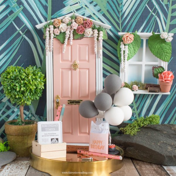 birthday accessories for fairy doors