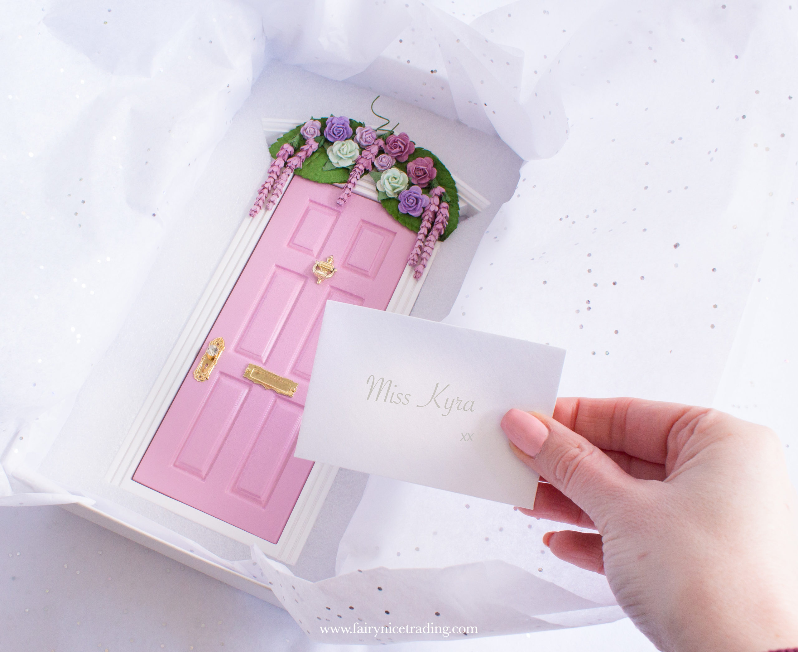 personalised fairy letter