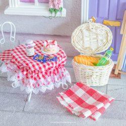 fairy picnic set