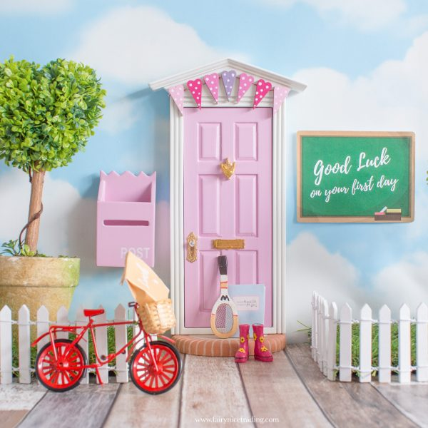printable back to school fairy letter