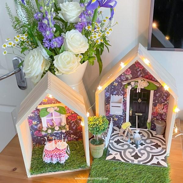 fairy house for fairy doors