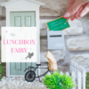 printable fairy lunchbox letters
