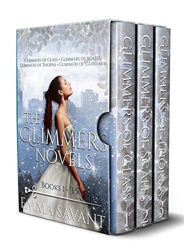 The Glimmers Novels by Emma Savant
