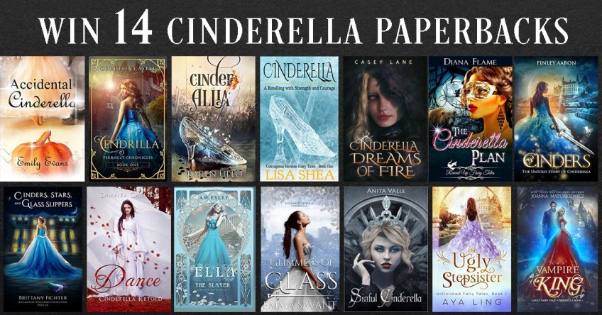 Win Cinderella Paperbacks