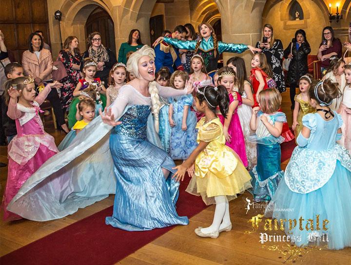 Princess Party Venue Host A Birthday Party Fairytale Entertainment