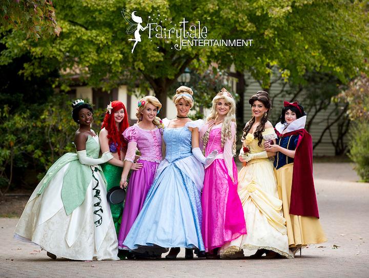 Cinderella Character Rent Disney Princess Fairytale Entertainment