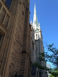 Fort Street Presbyterian Church - Detroit, Michigan