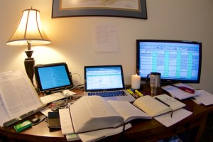Photo: Retreat Workspace
