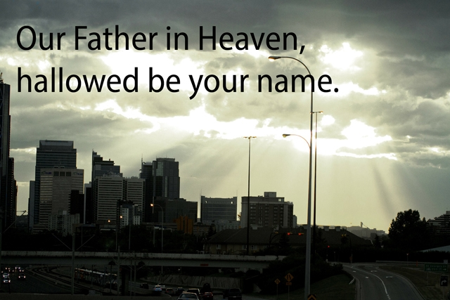 You are currently viewing Honoring God's Name