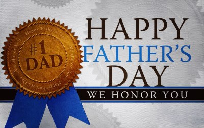 Honor Your Dad
