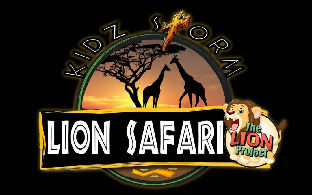 THE KIDZ STORM LION SAFARI