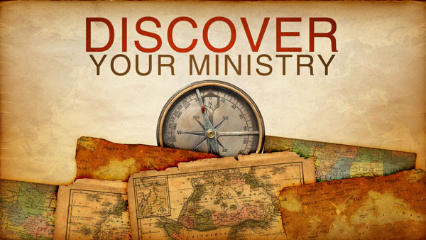 Discover Your Ministry – Sermon Preview for September 8