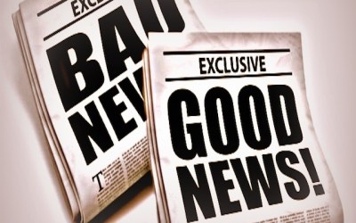 Good News/Bad News – Sermon Preview for October 27