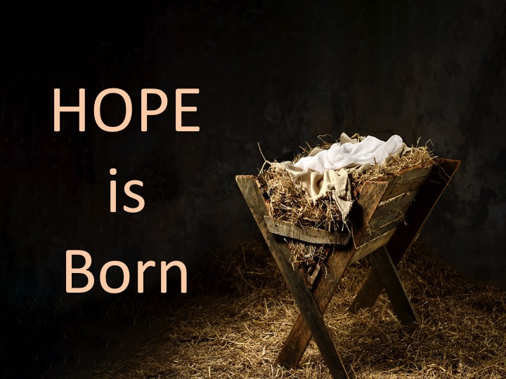Hope Has Arrived – Sermon Preview for February 16
