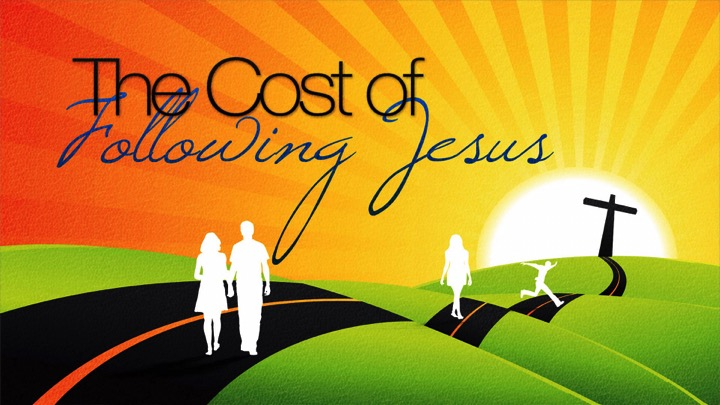 Cost of Following Jesus: Companions – Sermon Preview for November 22