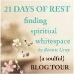 21 Days of Rest: Finding Spiritual Whitespace