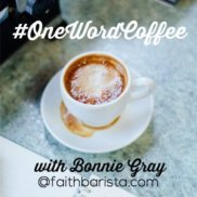 OneWordCoffee Linkup