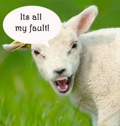 Don't mess with the lamb