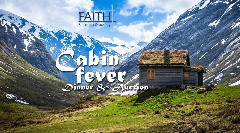 Cabin Fever – Dinner & Auction