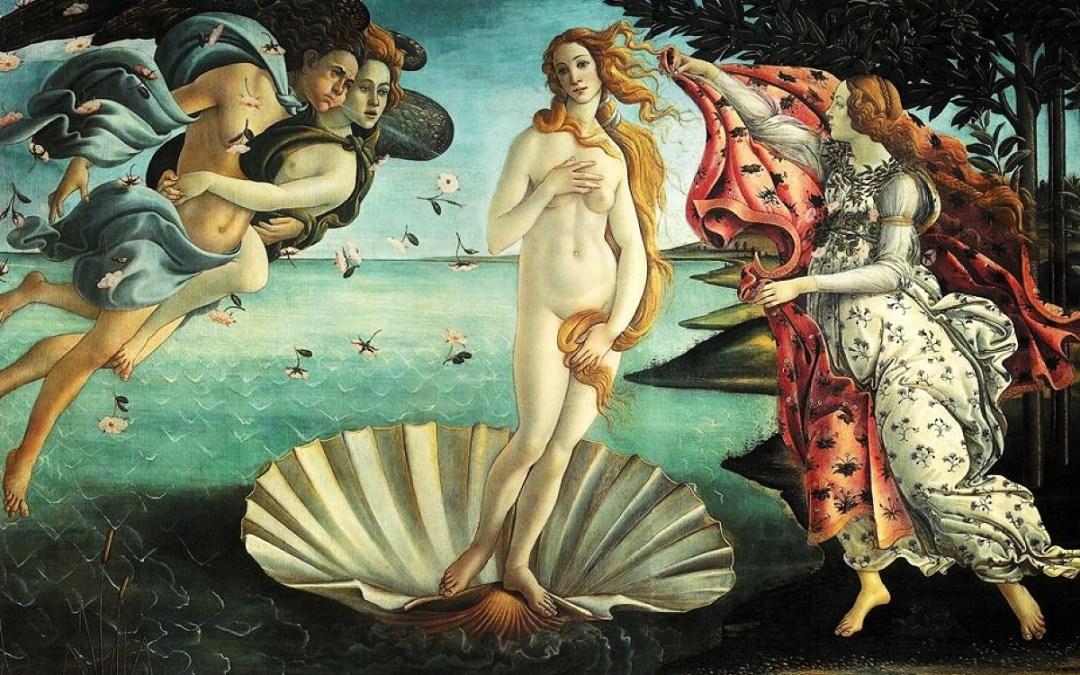 Uffizi Gallery Florence III part