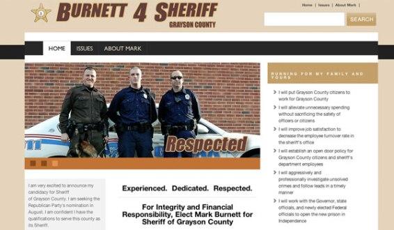 burnett4sheriff.com