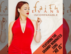 Faith's Soulful Anthem #HeIs Receives A Nomination For @TheGrammys