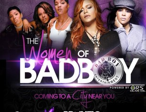 The Women of BAD BOY to speak at Beauty Chronicles