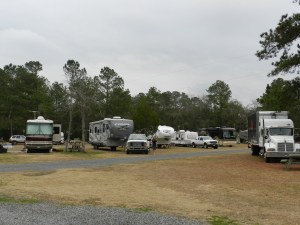 lake arie rv park and campground, hollywood, SC