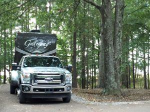 Hernando Point Campground, Mississippi