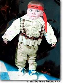 Baby terrorist