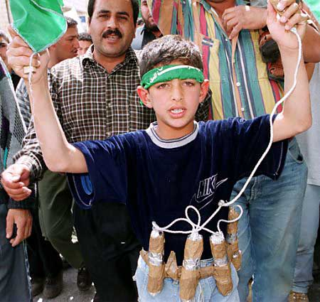 Child Terrorist