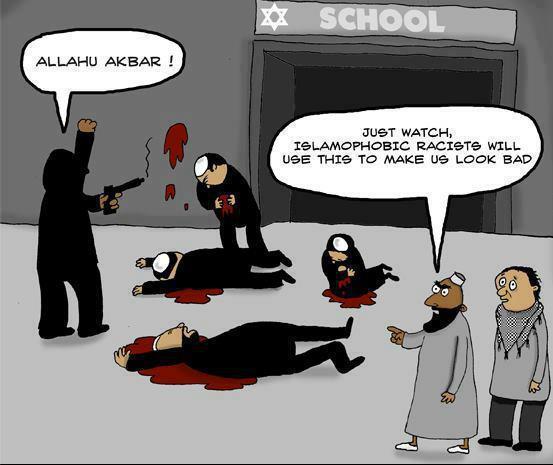 Islamophobic Racists