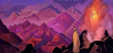 Nicholas Roerich in 1932,
