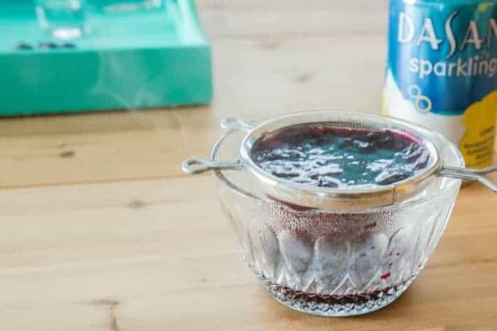 Lemon Blueberry Rum Recipe