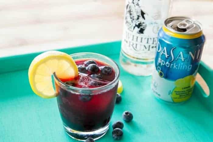 Lemonberry Rum Recipe