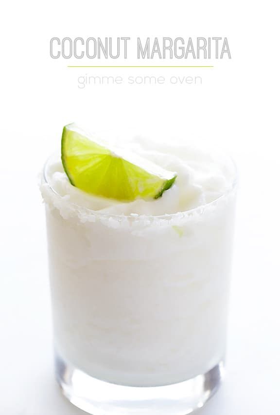 Coconut-Margaritas