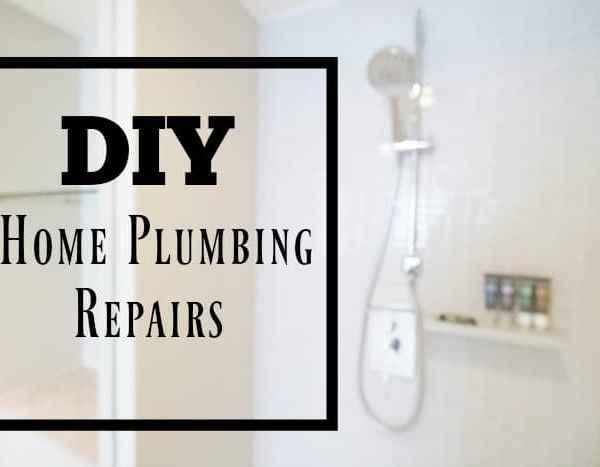DIY Home Plumbing Repairs: Save Money