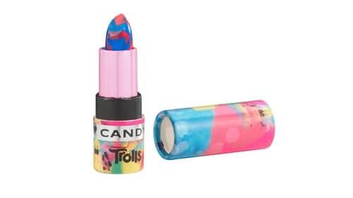 Trolls Marbleized Lipstick Poppys Celebration Hard Candy At Walmart