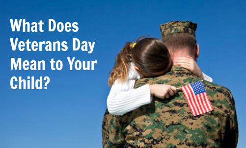 Veterans Day For Kids What Does Veterans Day Mean To Your