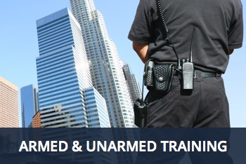 Armed & Unarmed Training