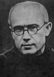 Fr. Maximilian Kolbe in the 1920s.