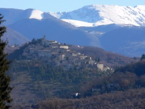 In the Italian hill town of Graccio that St. Francis of Assisi introduced the Christmas manger.